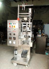 Ffs Single Track Pouch Packaging Machine
