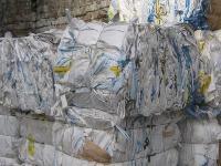 plastic poly bags scrap