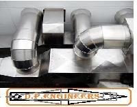 Pollution Control Ducting System