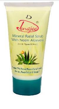Denajee Mineral Facial Scrub With Neem Aloevera