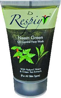 Respiyr Neem Green Face Wash