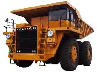 SF31904 Electric Drive Dump Truck