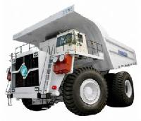 SF33900 Electric Drive Dump Truck