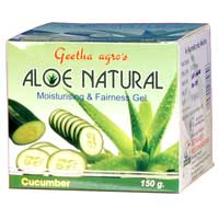 Aloe Natural Gel With Cucumber