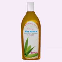 Aloe Natural Shampoo With Lemon