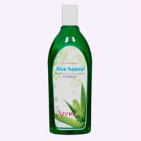 Aloe Natural Shampoo With Neem