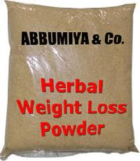 Herbal Weight Loss Powder