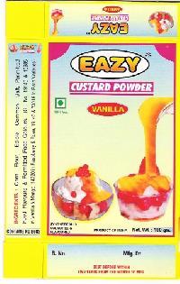 Vanilla Custard Powder