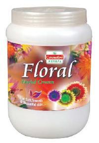 Floral Facial Cream