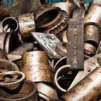 Metallic Scraps
