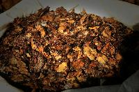 De Oiled Cashew Shell Cake
