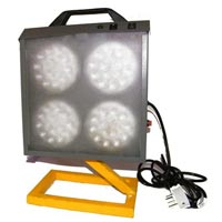4 High Intensity LED Lamp Emergency Light
