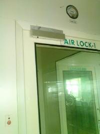 Clean Room Door Interlocking System
