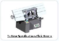 Semi Automatic Band Saw Machines