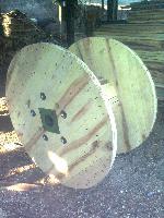 Neem Wooden Drums.
