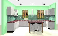 Nepalian modular kitchen equipment modular kitchen for Kitchen equipment in nepal