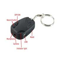4 Gb Spy Keychain Camera