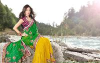 Bridal Wedding Saree