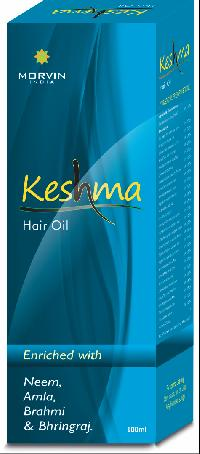 Keshma Anti Hair Fall Hair Oil 100ml
