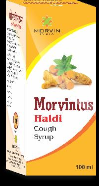 Morvintus Cough Syrup 100ml