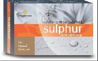 Sulphur Anti Acne Oil Control Soap 75gm