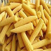 Peeled Baby Corn