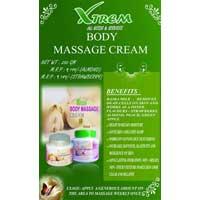 Xtrem- Body Massage Cream