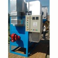 Hot Air Oil Fired Boiler