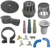 PP Sanitary Fittings