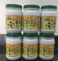 Natural vitamin B12 powder