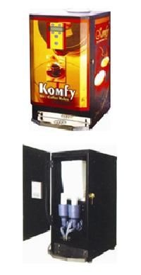 Two Canister Vending Machines