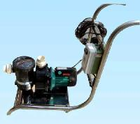 Suction Sweeper Machine