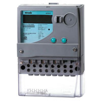 Three Phase Electronic Meter