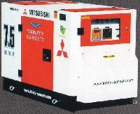 Mitsubishi Silent DG Set