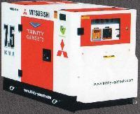 Mitsubishi Silent DG Set