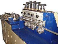 Hydraulic Bar Straightening Machine