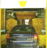 Tunnel Car Washing System