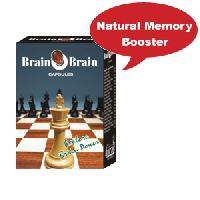 Herbal Memory Supplement Brain Capsules