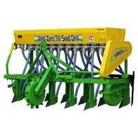 Zero Till Seed Fertilizer Drill