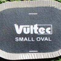 Oval Tube Patches