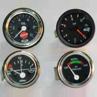 Mechanical Oil / Air Pressure Gauges