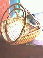 Circular Hamper Basket