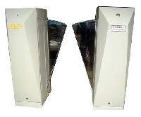 Retractable Flap Barrier