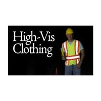 Ansi Vests, Isea High-visibility 107 Vests