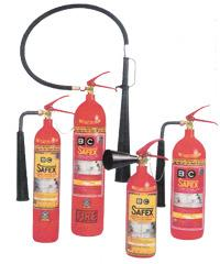 Safex Co2 Fire Extinguisher