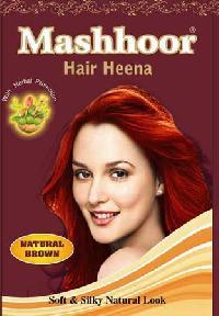 Natural Brown Hair Color