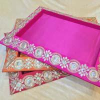 Decorative Trousseau Packing Tray