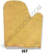 Polishing Mitten Gloves