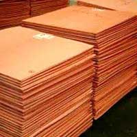 Copper Cathodes - Harsh Metal