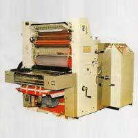 Sheet Fed Offset Printing Press